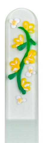 Buttercup Hand Painted Nail File