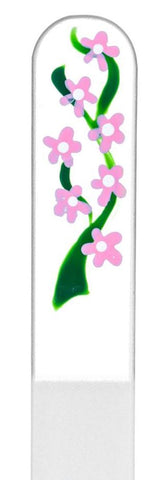 Cherry Blossom Hand Painted Nail File