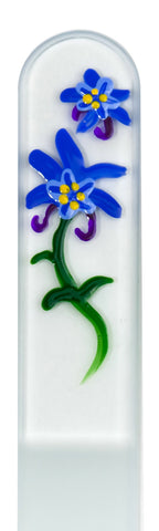 Columbine Hand Painted Nail File