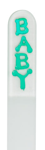 Green Baby Children's Nail File