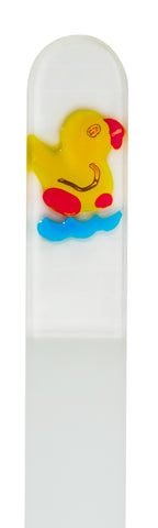 Yellow Ducky Children's Nail File