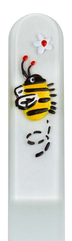 Bee Hand Painted Nail File