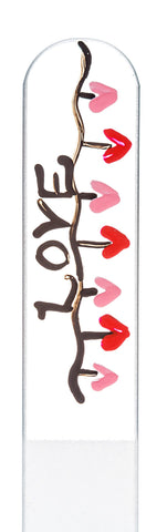 Love Hand Painted Nail File