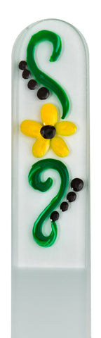 Marigold Hand Painted Nail File