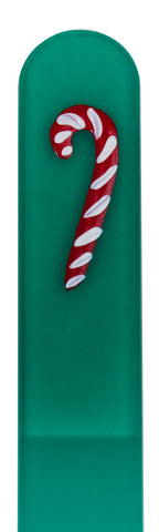 Candy Cane Seasonal Premium Nail File