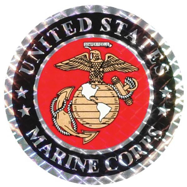 USMC with EGA Prism Decal