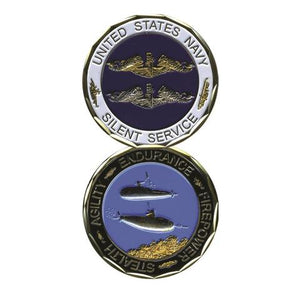 Challenge Coin - Silent Service