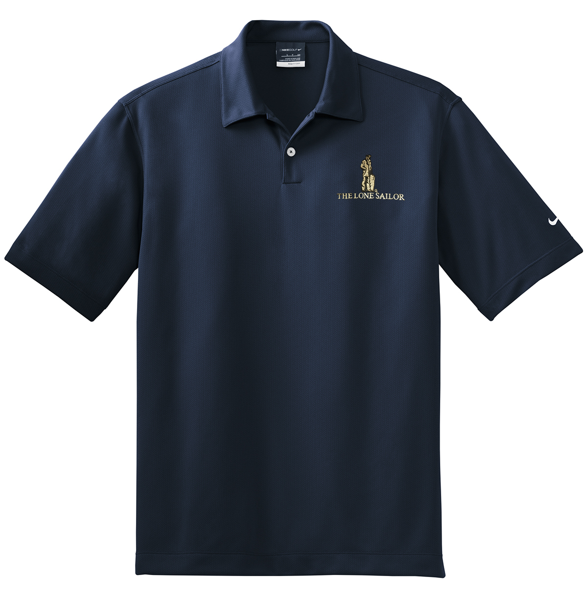 Nike Golf Dri Fit Polo Shirt The United States Navy Memorial