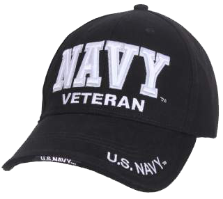 U.S. Navy Low Profile Veteran Cap