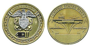 Rank, Navy Lieutenant Coin