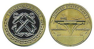 Boatswain's Mate - Navy Coin