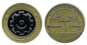 Engineman Coin