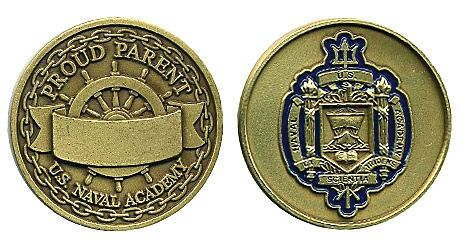 USNA Parent Coin