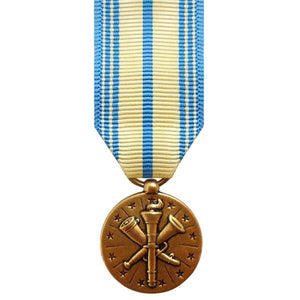 Navy Miniature Medal: Armed Forces Reserve