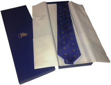 Limited-Edition Lone Sailor Silk Necktie