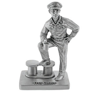 The Chief Pewter Statuette