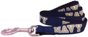 Navy Dog Leash