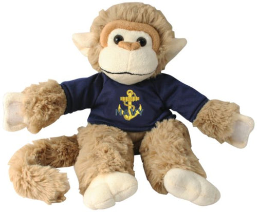 USN Plush Monkey