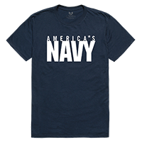 U.S. Navy Relaxed Graphic Tee
