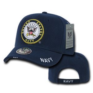 "U.S. Navy Logo Cap - ""The Legend"""
