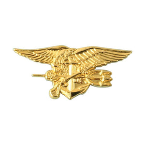 Navy SEAL Trident Pin