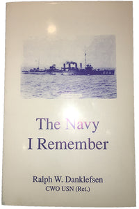 The Navy I Remember