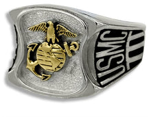 US Marine Corps Ring - Style No. 80
