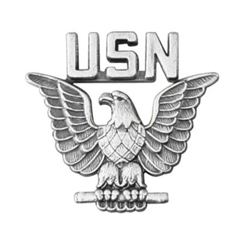 USN Eagle Pin