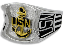 US Navy Ring - Style No. 80