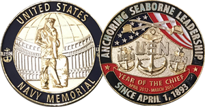 Year of the Chief Challenge Coin