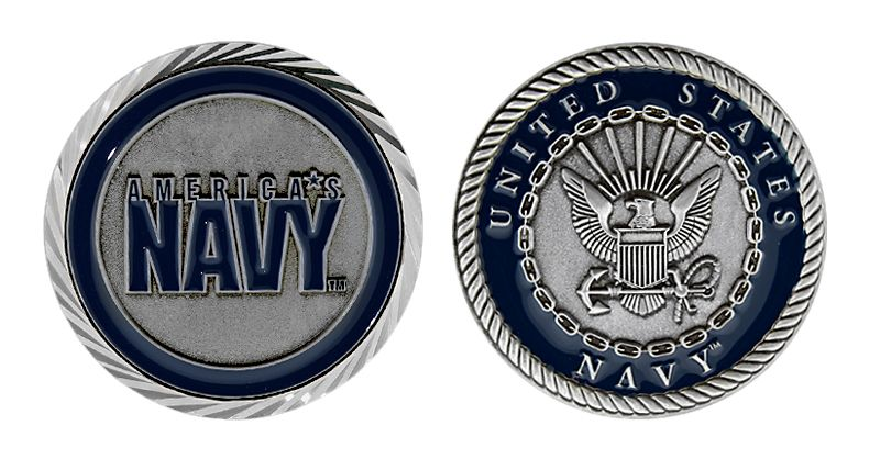 America's Navy Coin