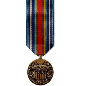MINIATURE MEDAL: GLOBAL WAR ON TERRORISM EXPEDITIONARY