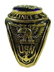 US Navy Ring - Style No. 10