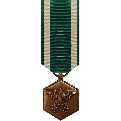 Miniature Medal: Navy And Marine Corps Commendation