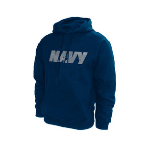 Navy Reflective Blue Hoodie – The United States Navy Memorial Ship s ... 06dfa270b18