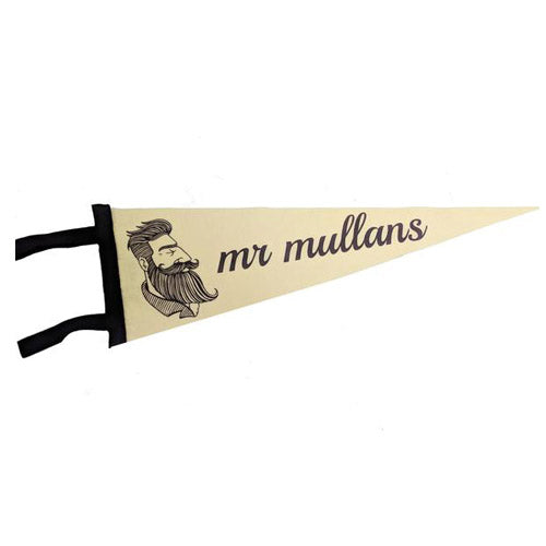 MR MULLAN'S OXFORD PENNANT, pennant, Mr Mullans, mrmullansapothecary, [variant_title], [option1], [option2], [option3]. We recommend using the default value. Default value is: MR MULLAN'S OXFORD PENNANT - mrmullansapothecary.
