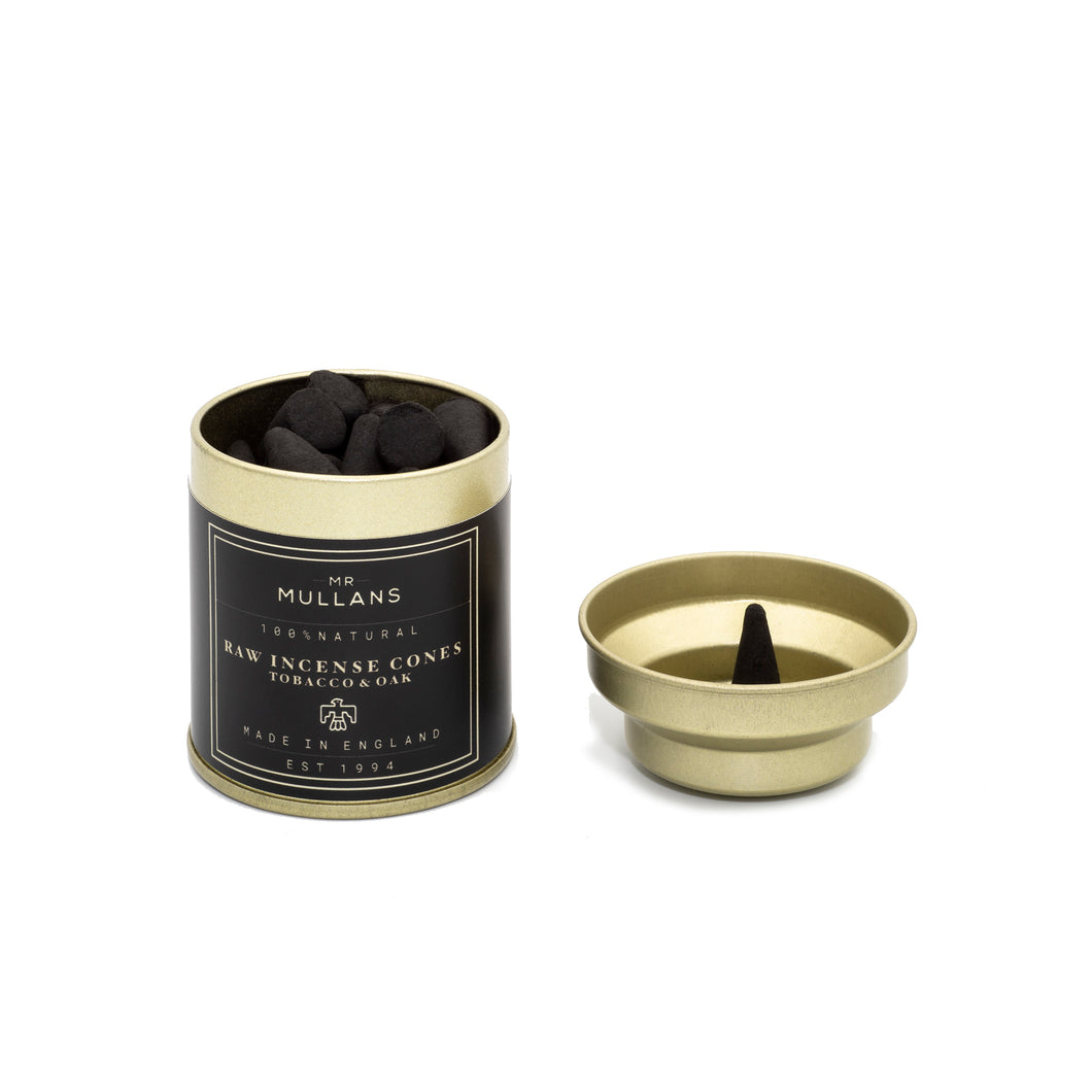 RAW CHARCOAL INCENSE CONES - TOBACCO & OAK, incense, mrmullansapothecary, mrmullansapothecary, [variant_title], [option1], [option2], [option3]. We recommend using the default value. Default value is: RAW CHARCOAL INCENSE CONES - TOBACCO & OAK - mrmullansapothecary.