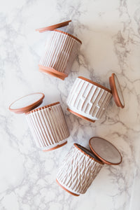 Hand Thrown Jars - Alex Gregory