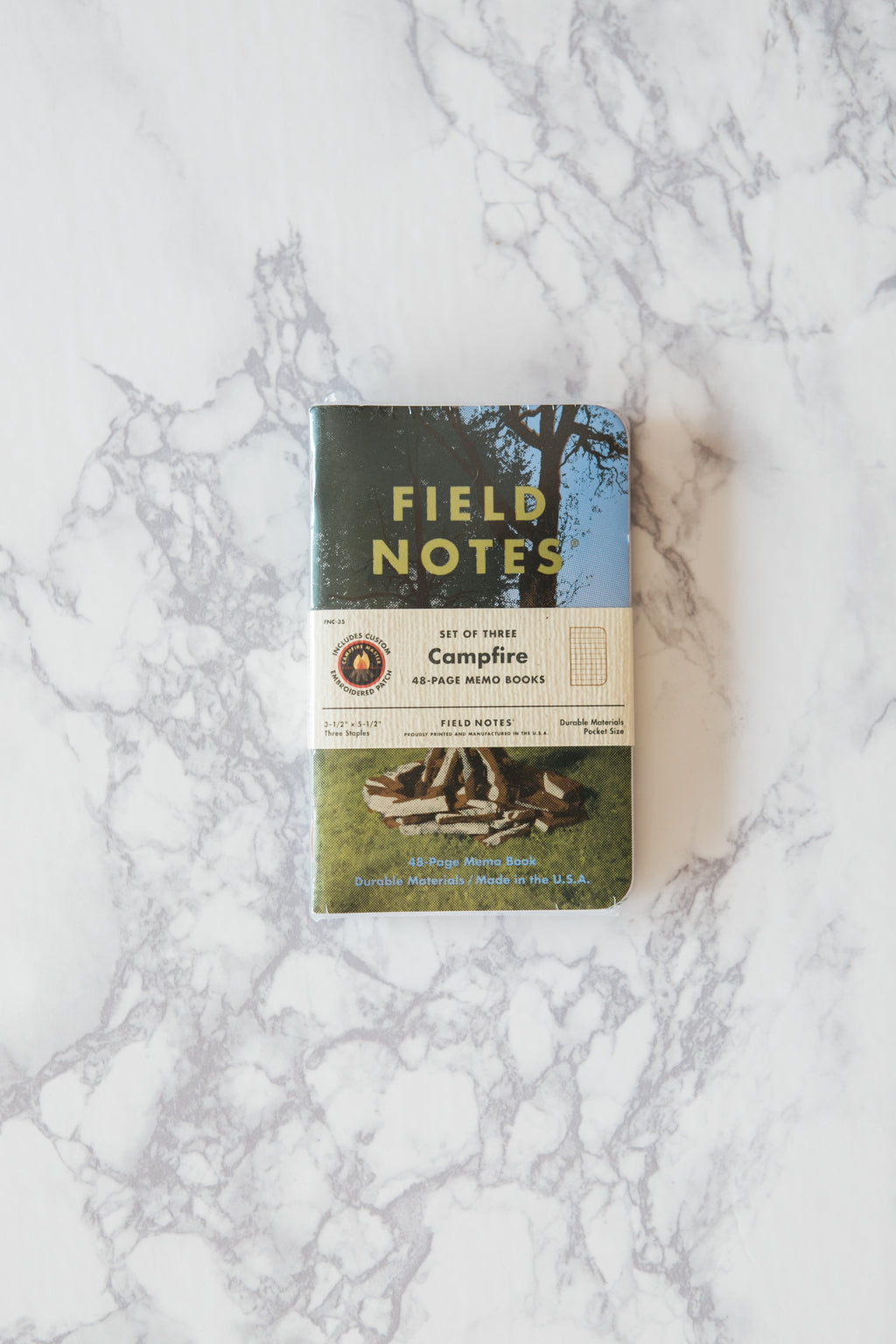 Campfire Memo Books - Field Notes