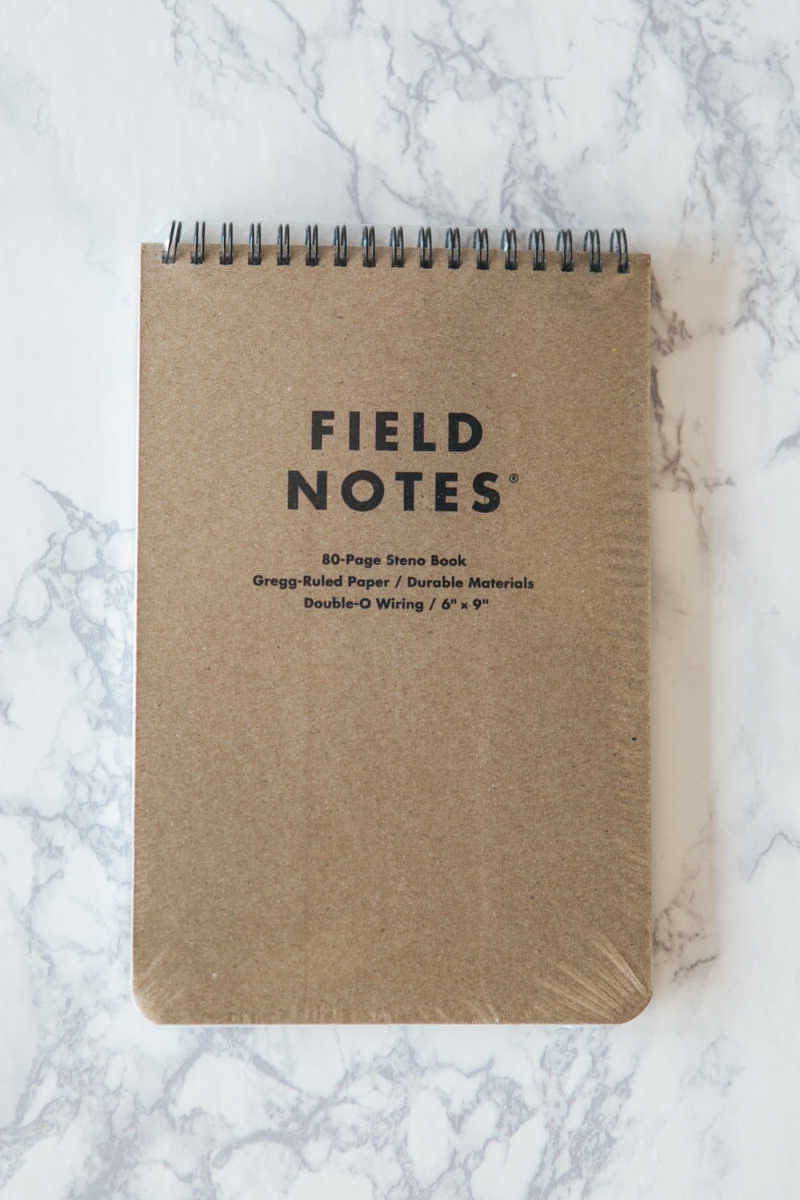 Steno Book Reporter's Notebooks - Field Notes