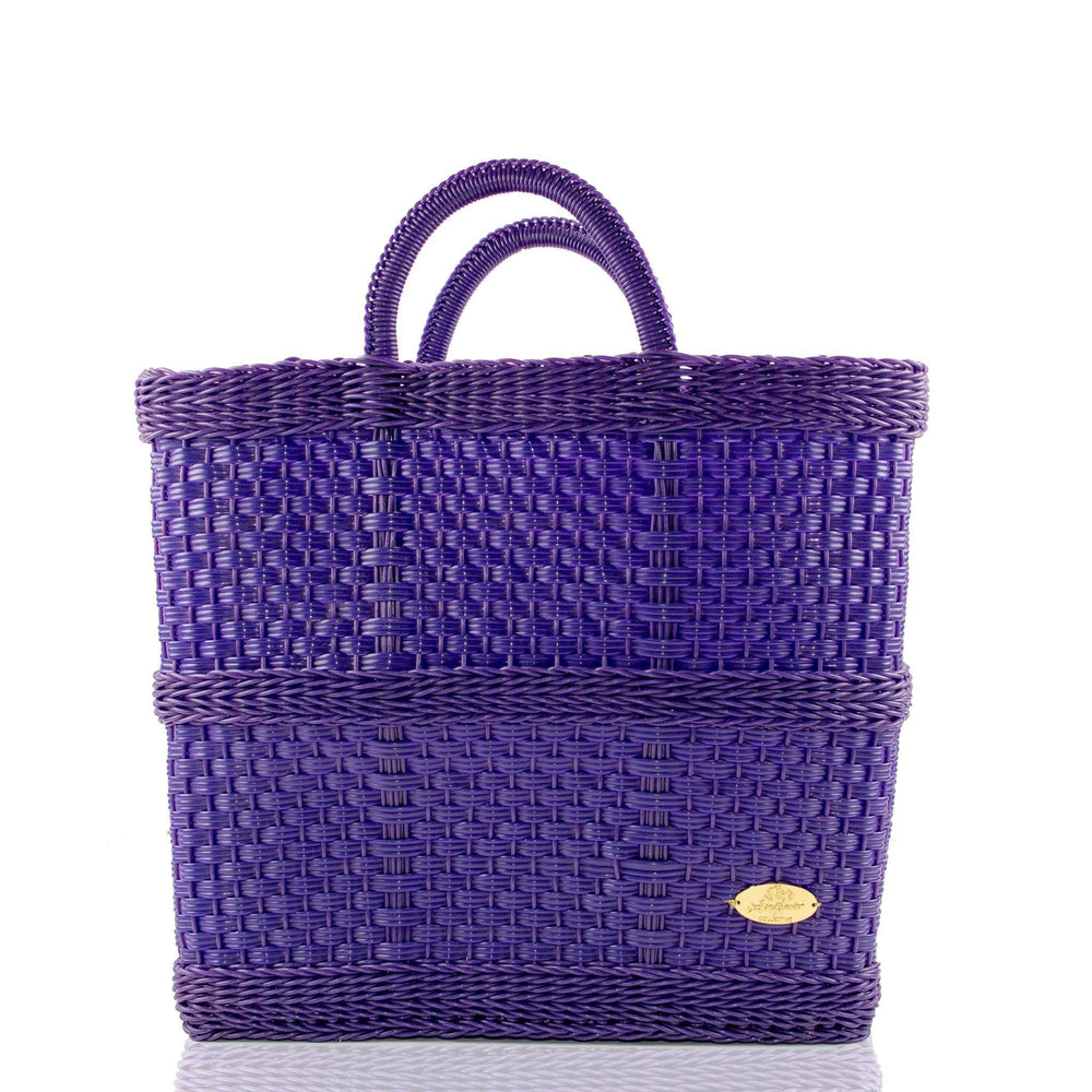 Angel Market Bag in Grapesicle