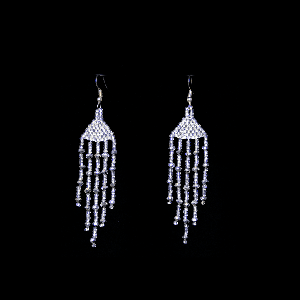 Arracada Earrings in Silver - Josephine Alexander Collective