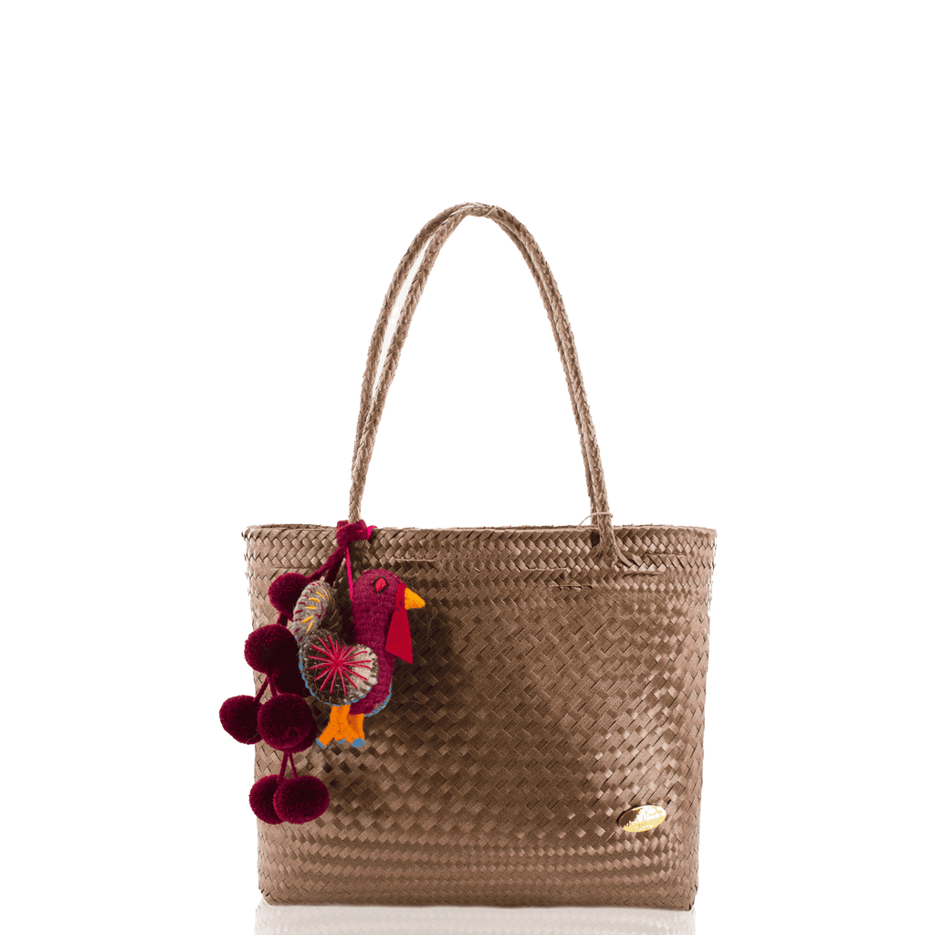 Carnaval Bag in Tom the Turkey - Brown - Josephine Alexander Collective