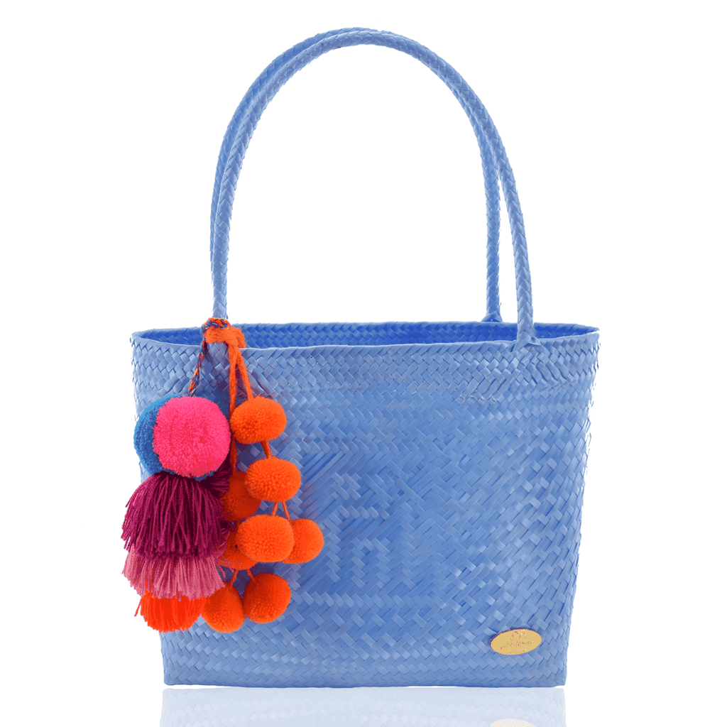 Carnaval Bag in Light Blue - Josephine Alexander Collective