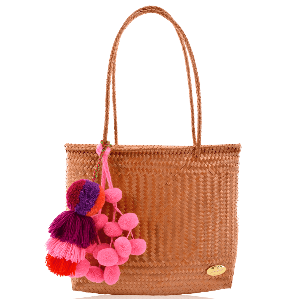 Carnaval Bag in Pumpkin Spice - Josephine Alexander Collective