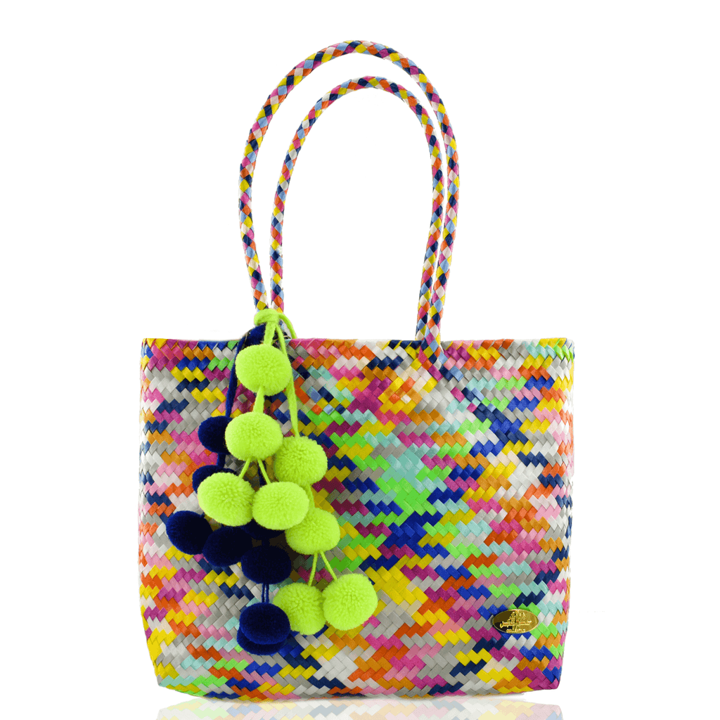 Carnaval Bag in Yellow Glo