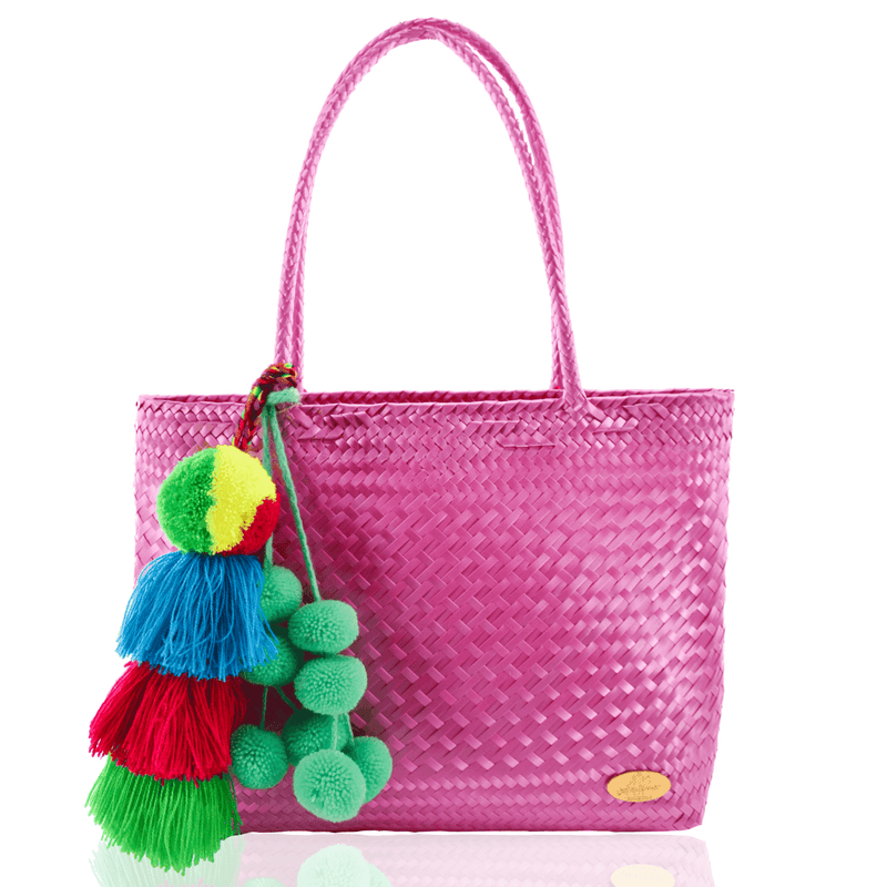 Carnaval Bag in Rosa - Josephine Alexander Collective