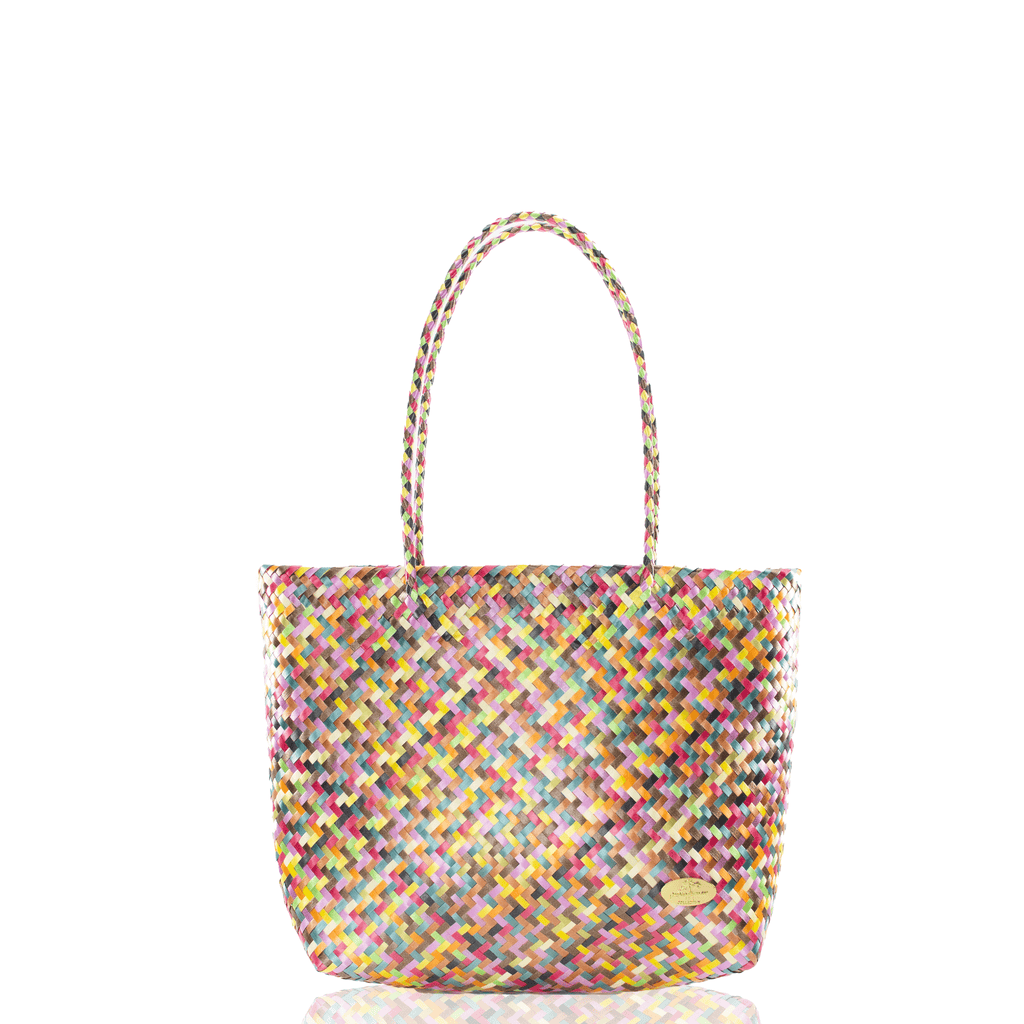 Chila Woven Bag Copper Rainbow - Josephine Alexander Collective