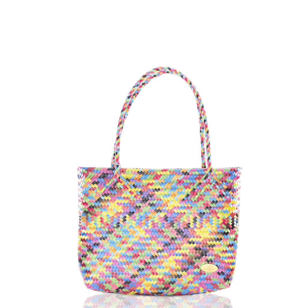 Chila Woven Bag Rainbow - Josephine Alexander Collective