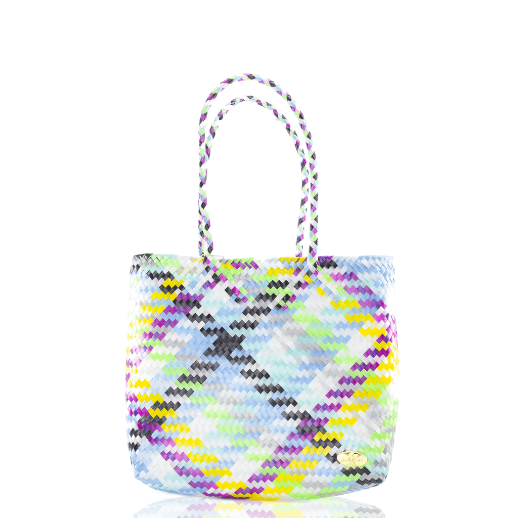 Chila Bag in Silver Neon - Josephine Alexander Collective